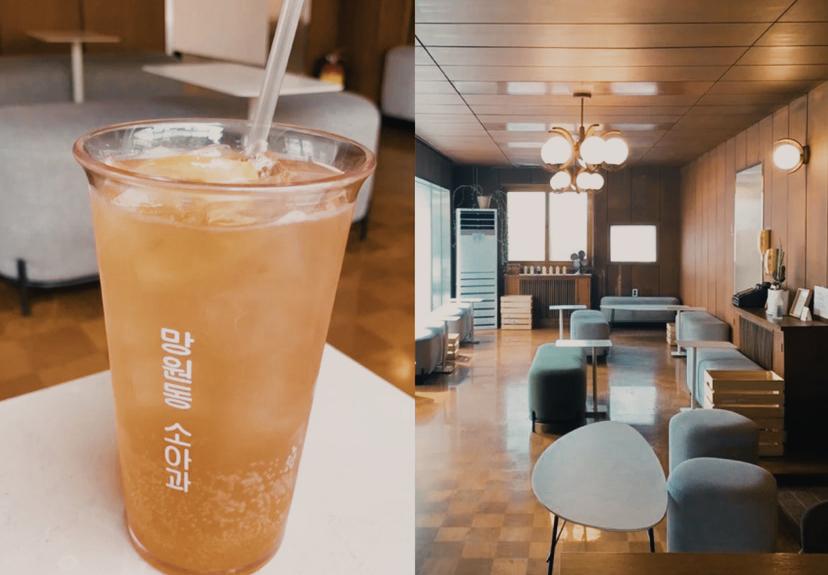小児科をリノベーション!レトロでユニークなカフェ「マンウォン洞小児科」をレビュー♪【韓国カフェ】