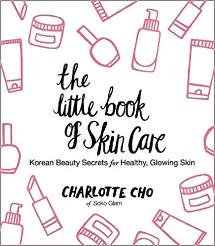 The little book of skincareの本