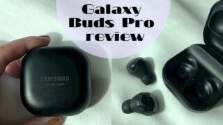 サムスンの新作ワイヤレスイヤホン「Galaxy Buds Pro」をレビュー!スペックやiPhoneとの相性は?