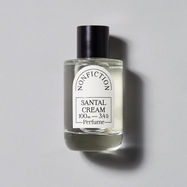 韓国フレグランスブランド nonfiction(ノンフィクション)SANTAL CREAM(サンタルクリーム)