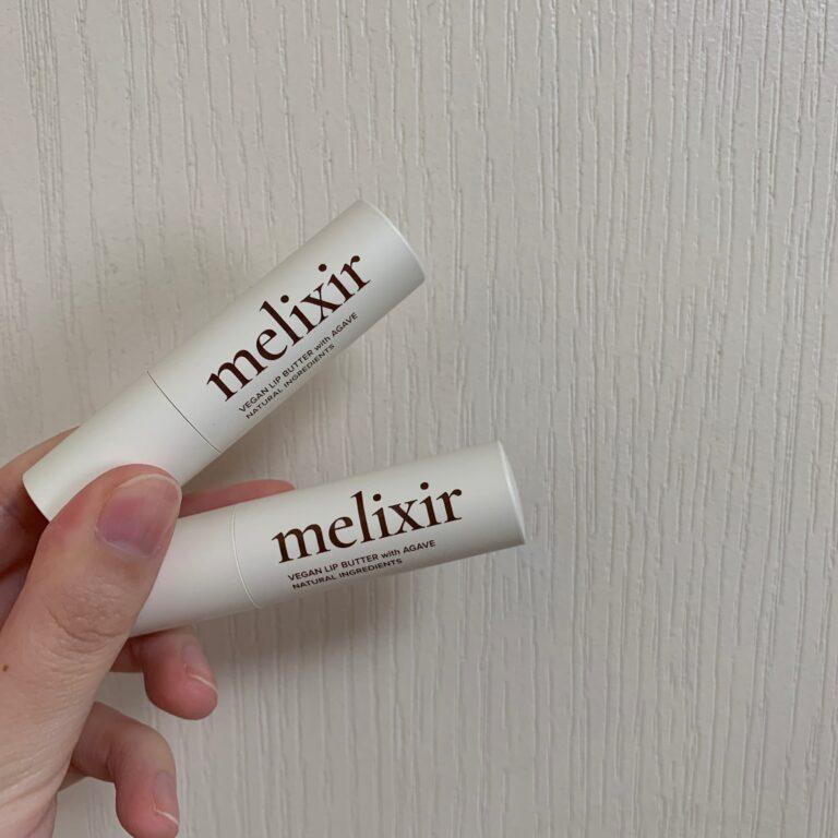 2021年3月のお気に入り melixir(メリクサー)ヴィーガンリップバター1