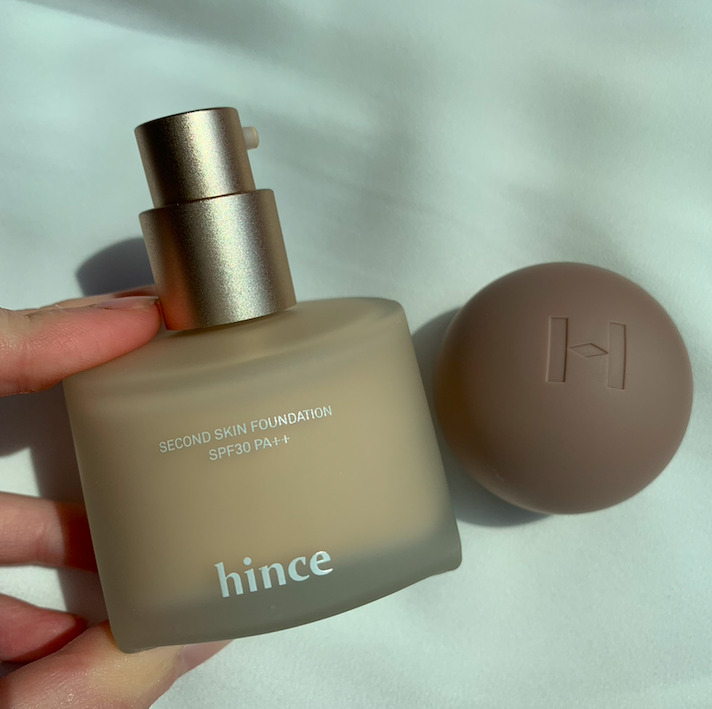 hince(ヒンス)セカンドスキンファンデーション レビュー3