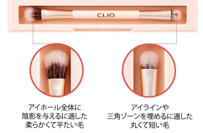 韓国コスメのアイシャドウ・CLIO(クリオ)コスパ3