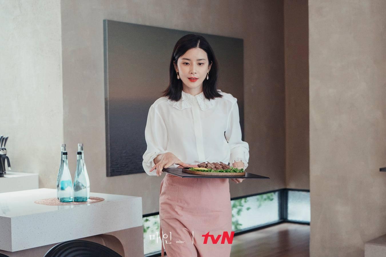 韓国ドラマ「mine」ファッション3