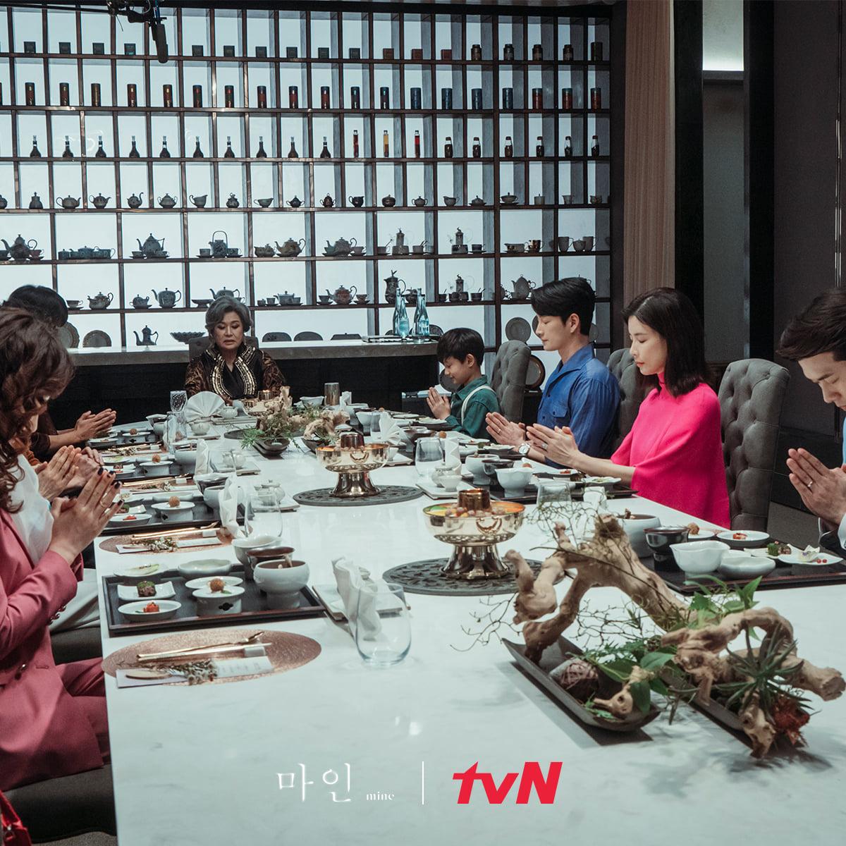 韓国ドラマ「mine」感想1