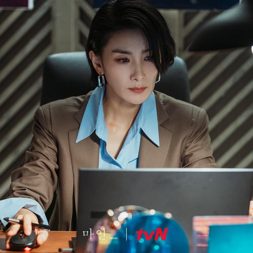 韓国ドラマ「mine」ファッション6