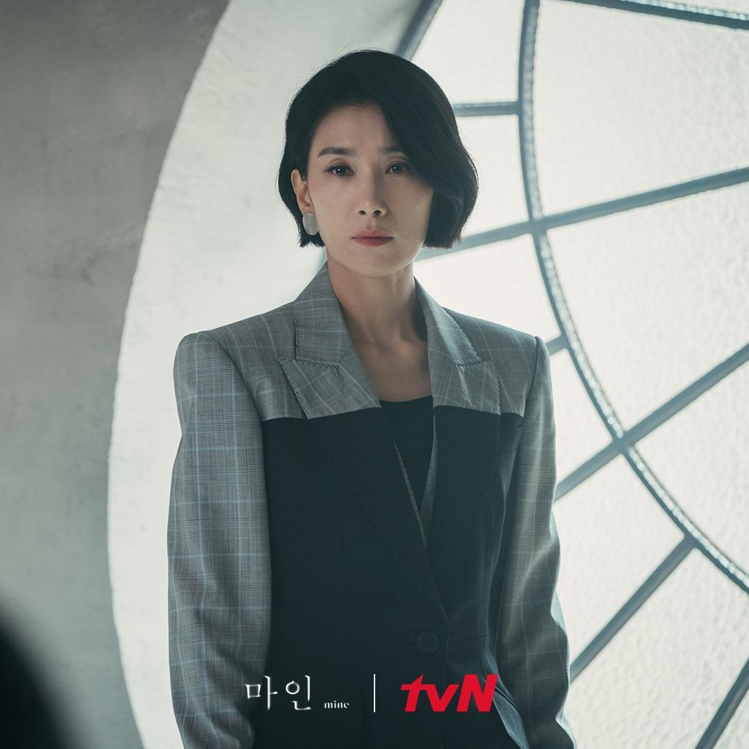 韓国ドラマ「mine」ファッション5