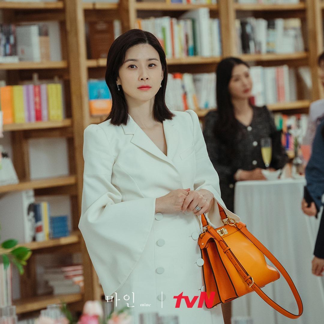 韓国ドラマ「mine」ファッション2