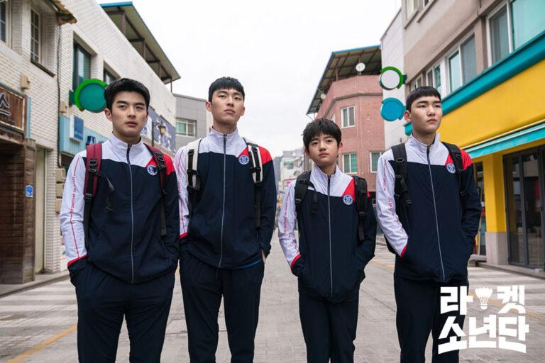 2021年6月のお気に入り ドラマ「ラケット少年団」2
