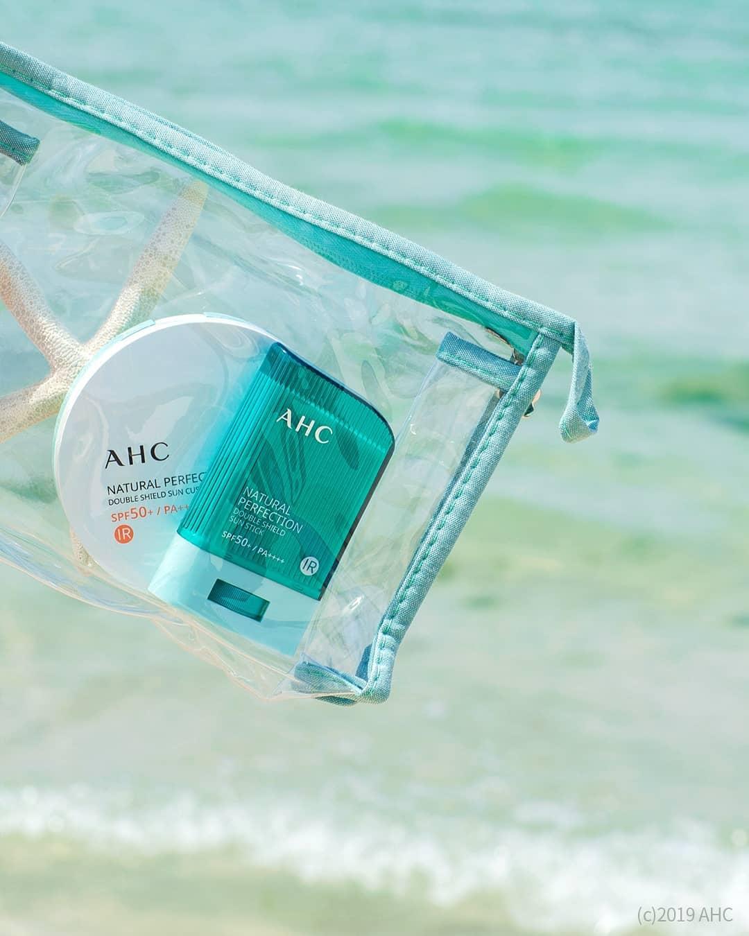 AHC 日焼け止め 紫外線吸収剤
