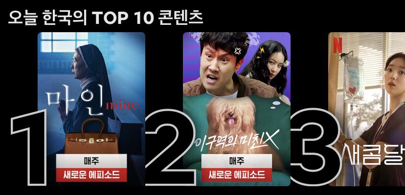 韓国ドラマ「mine」視聴率2