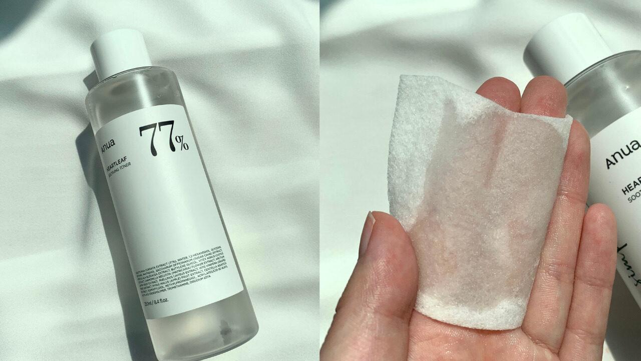 アヌアのドクダミ化粧水で鎮静ケア!使い方や効果、使用感を口コミ♪