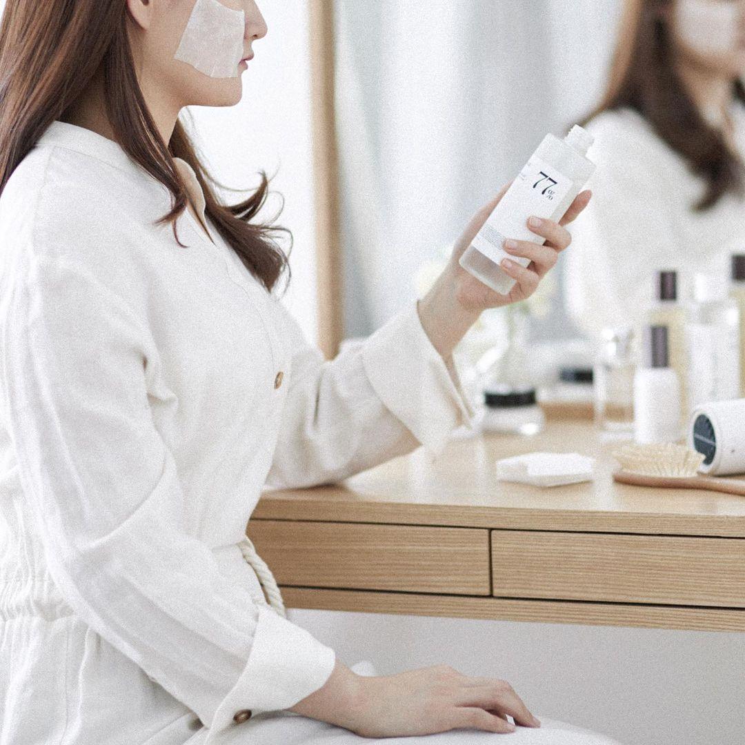 アヌア ドクダミ化粧水 使い方1