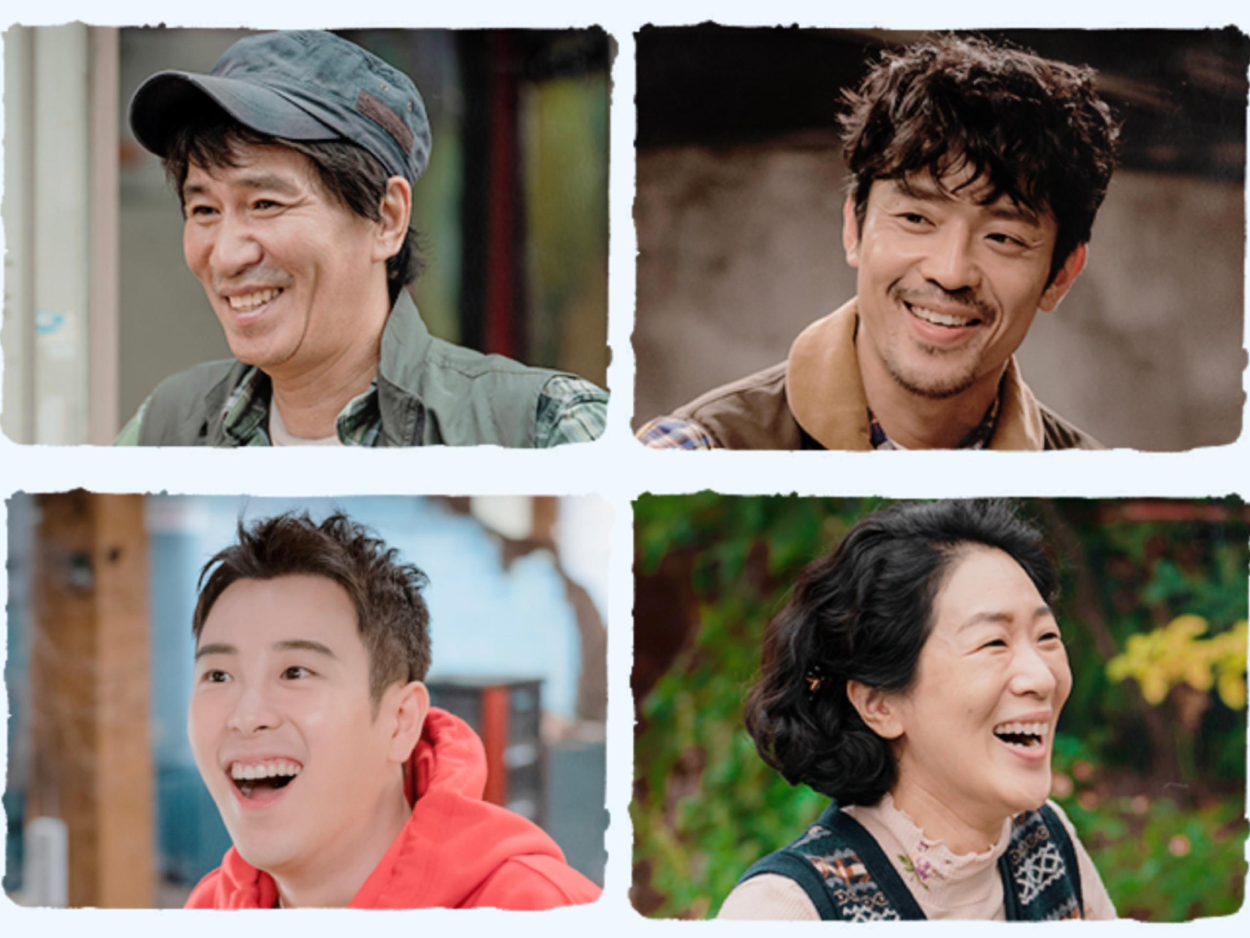 韓国ドラマ「ボーイフレンド」キャスト3