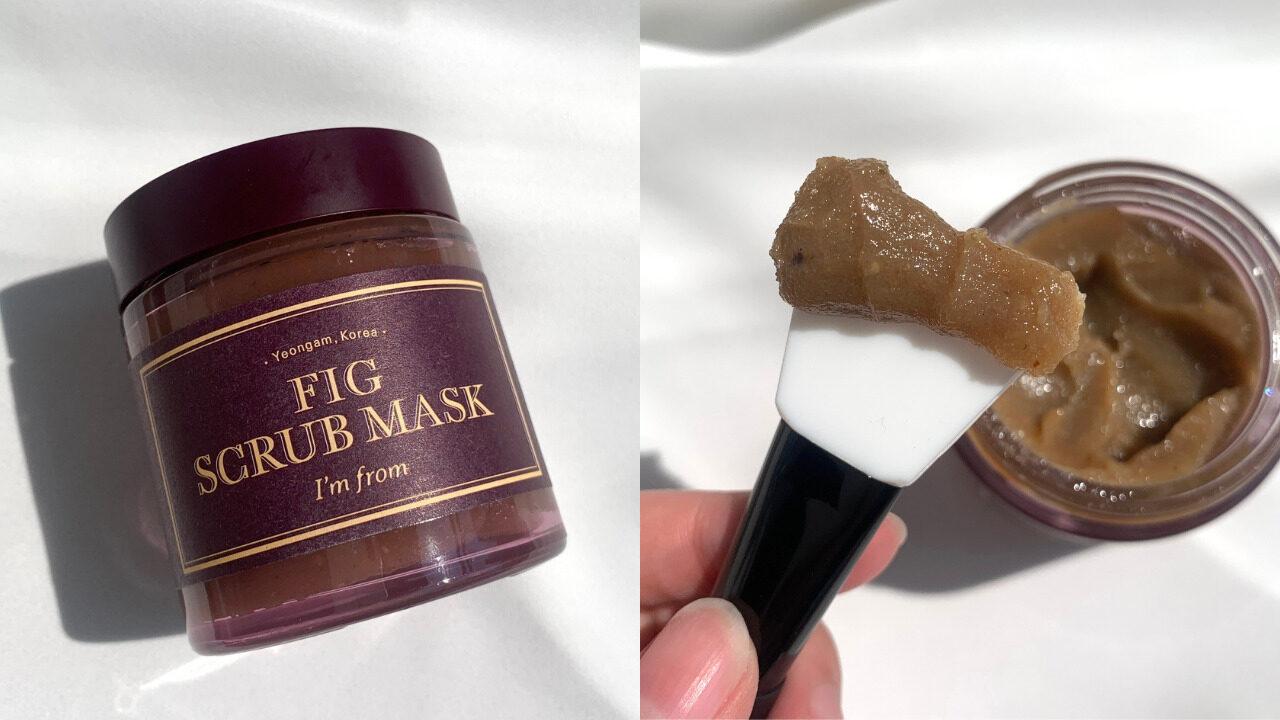 『アイムフロム』フィグスクラブマスクで毛穴ケア!使い方&効果は?
